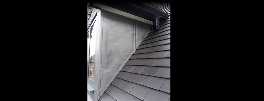 Lead Welding Experts For Roofs In London Skylight